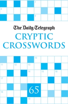 Daily Telegraph Cryptic Crosswords 65, Paperback Book
