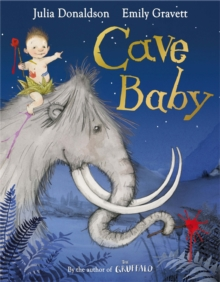 Cave Baby, Paperback Book