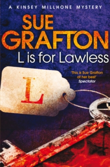 L is for Lawless, EPUB eBook