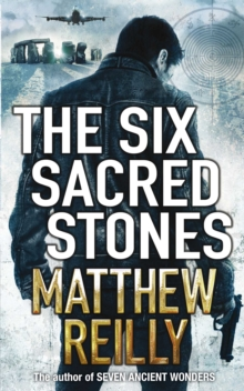 The Six Sacred Stones, Paperback Book