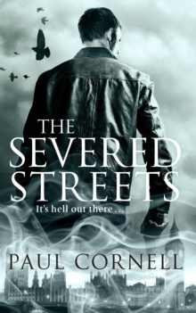 The Severed Streets, Paperback Book