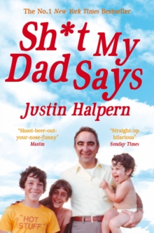 Shit My Dad Says, Paperback Book