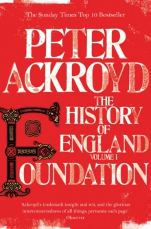 Foundation : The History of England Volume 1, Paperback Book