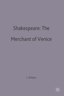 Shakespeare: The Merchant of Venice, Paperback / softback Book