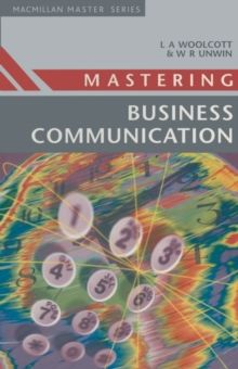 Mastering Business Communication, Paperback / softback Book