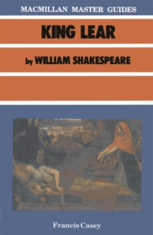 King Lear by William Shakespeare, Paperback Book