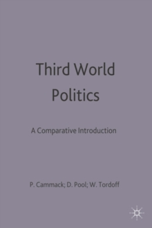 Third World Politics : A Comparative Introduction, Paperback / softback Book