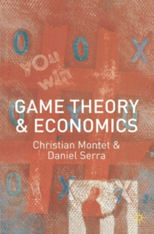 Game Theory and Economics, Paperback / softback Book
