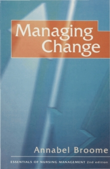 Managing Change, Paperback Book
