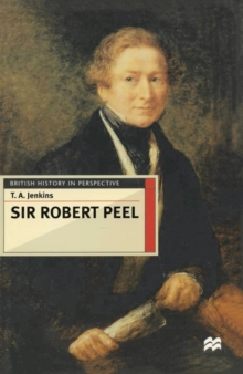 Sir Robert Peel, Paperback / softback Book