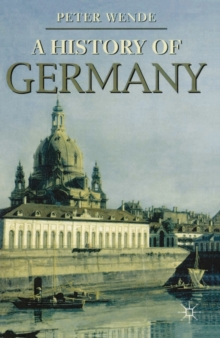 History of Germany, Paperback / softback Book