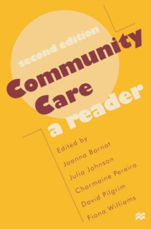 Community Care : A Reader, Paperback Book