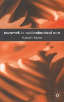 Teamwork in Multiprofessional Care, Paperback Book