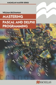 Mastering Pascal and Delphi Programming, Paperback Book