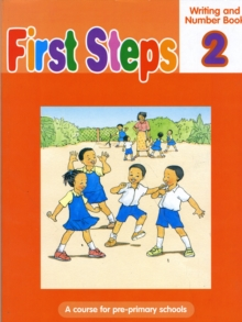 Stepping Stones Writing and Number Book 2, Paperback / softback Book