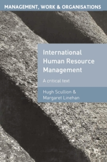 International Human Resource Management : A Critical Text, Paperback / softback Book