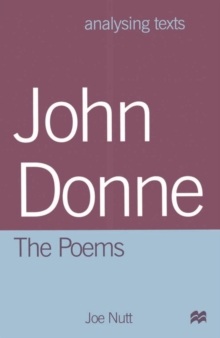 John Donne: The Poems, Paperback / softback Book