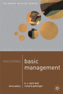 Mastering Basic Management, Paperback Book