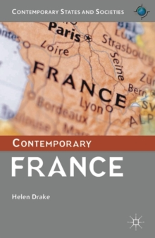 Contemporary France, Paperback / softback Book