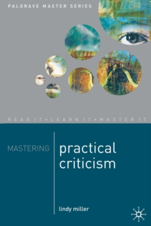 Mastering Practical Criticism, Paperback Book
