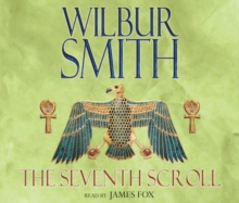 The Seventh Scroll, CD-Audio Book