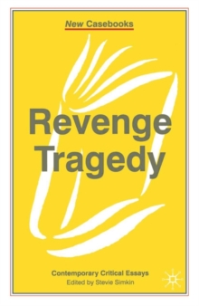 Revenge Tragedy, Paperback / softback Book