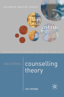 Mastering Counselling Theory, Paperback Book