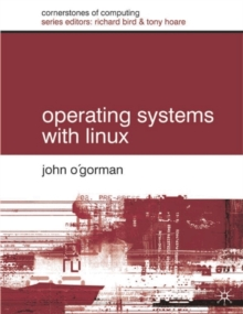 Operating Systems with Linux, Paperback / softback Book