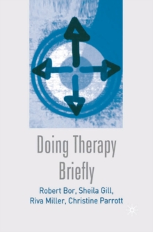 Doing Therapy Briefly, Paperback / softback Book