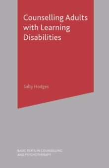 Counselling Adults with Learning Disabilities, Paperback / softback Book