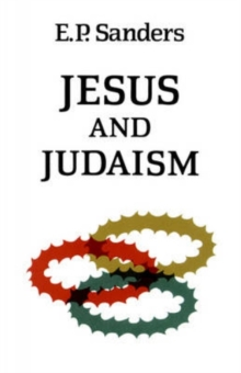 Jesus and Judaism, Paperback Book