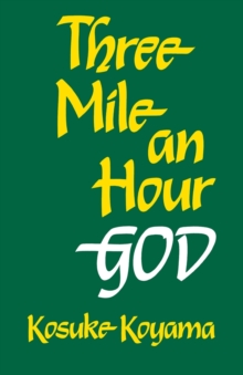 Three Mile an Hour God, Paperback Book