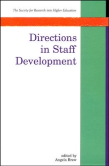 Directions in Staff Development, Paperback / softback Book