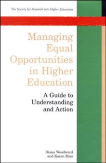 Managing Equal Opportunities in Higher Education, Paperback / softback Book
