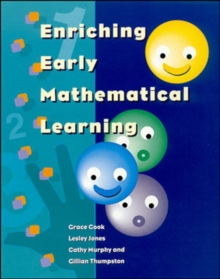 Enriching Early Mathematical Learning, Paperback Book