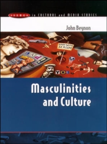 MASCULINITIES AND CULTURE, Paperback / softback Book
