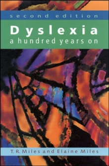 DYSLEXIA (2ND EDITION), Paperback Book