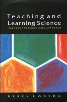 TEACHING AND LEARNING SCIENCE, Paperback / softback Book