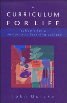 CURRICULUM FOR LIFE, Paperback / softback Book