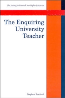 Enquiring University Teacher, Paperback / softback Book