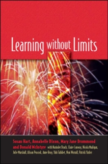 Learning without Limits, Paperback / softback Book
