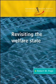 Revisiting the Welfare State, Paperback / softback Book