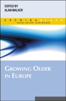Growing Older in Europe, Paperback / softback Book
