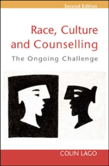 Race, Culture and Counselling, Paperback Book