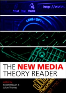 The New Media Theory Reader, Paperback / softback Book