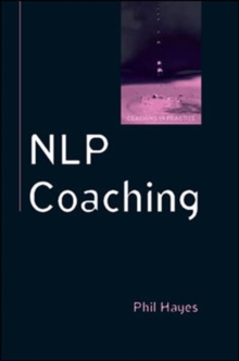 NLP Coaching, Paperback / softback Book