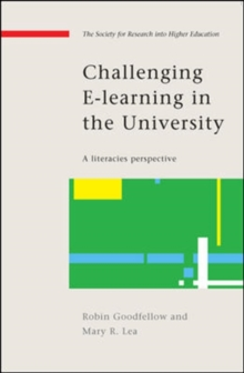 Challenging e-Learning in the University, Paperback / softback Book