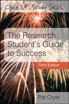 The Research Student's Guide to Success, Paperback Book