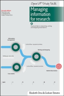 Managing Information for Research, Paperback / softback Book