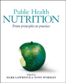 Public Health Nutrition, Paperback / softback Book